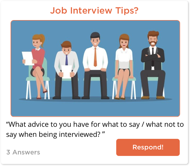 TeachersConnect post about Job Interview Tips